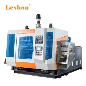 Hybrid Electric Bottle blowing machine